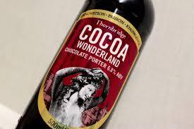 chocolate Cocoa Wonderland